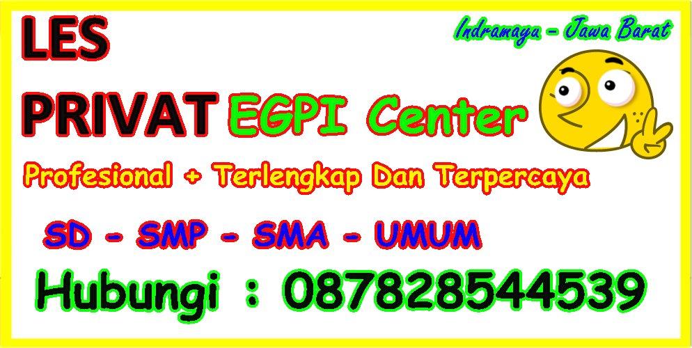 Brosur Lengkap Egpi Egpi Executive Guru Privat Indramayu